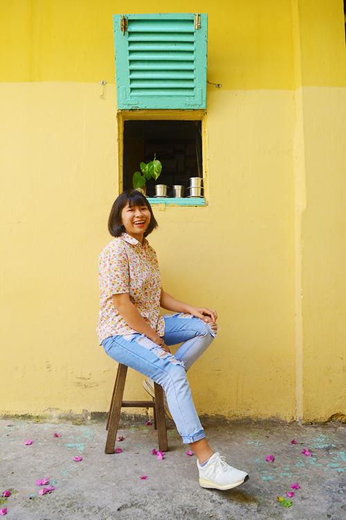 6 bức tường màu vàng khiến giới trẻ 'đứng ngồi không yên'