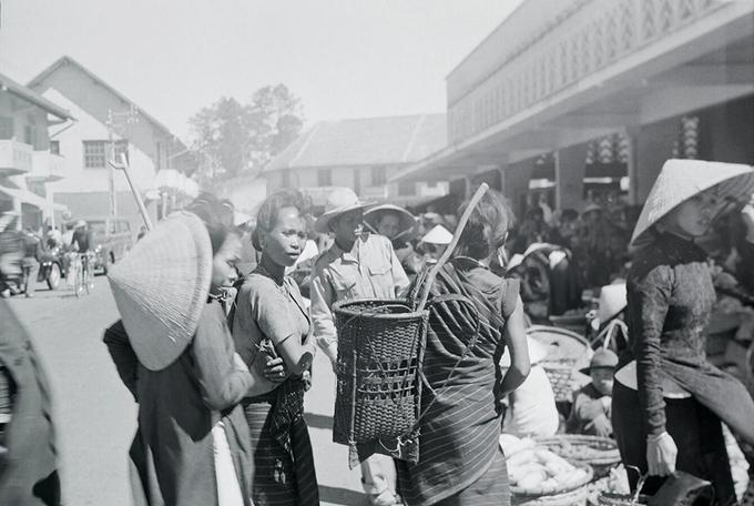 Chợ Đà Lạt từ năm 1938 đến nay