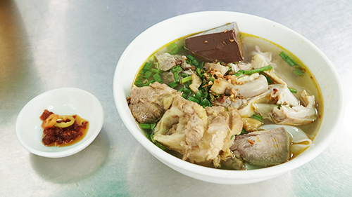 Món hủ tiếu gốc Triều Châu từng 'khó nuốt' với người Sài Gòn