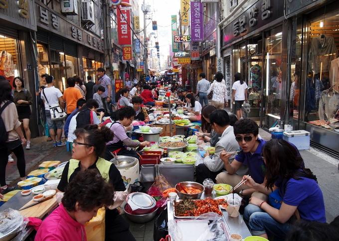 5 lý do bạn nên đến Busan mùa hè này