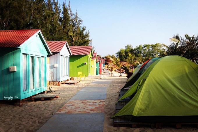 Ba khu cắm trại cho dịp 30/4 vi vu Bình Thuận