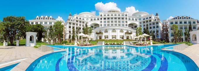 Cơ hội nghỉ miễn phí villa Tổng thống tại Vinpearl Land