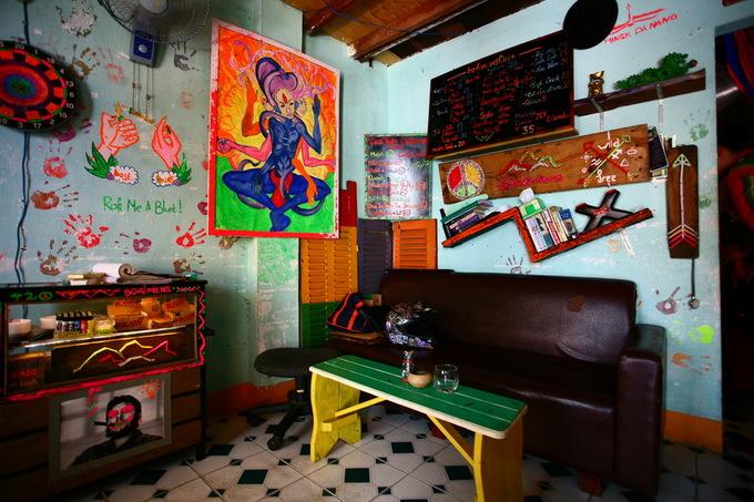 Quán cà phê hoài cổ cho người thích check-in ở Vũng Tàu