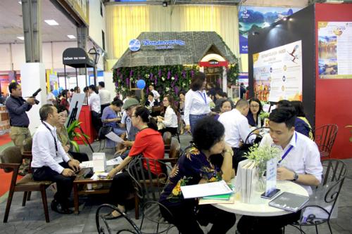 Công ty là một trong những đơn vị lữ hành uy tín được khách hàng lựa chọn đăng ký mua tour tại hội chợ VITM 2018
