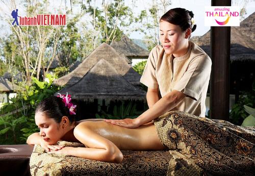 Du lịch Thái Lan kết hợp nghỉ ngơi thư giãn.