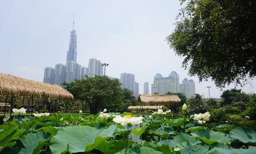 5 điểm tránh nóng cho giới trẻ Sài Gòn