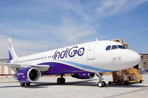 IndiGo là hãng bay giá rẻ ở Ấn Độ. Ảnh: Livemint.