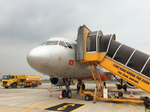 Hãng hàng không nào bay đúng giờ nhất Việt Nam?