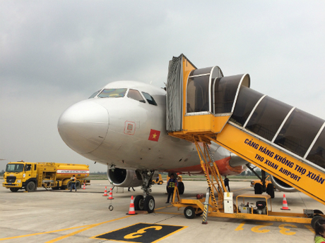 VASCO là hãng duy nhất bay giữa TP HCM với Côn Đảo.