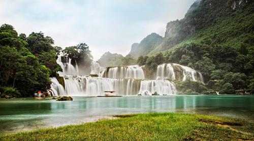 Việt Nam có công viên địa chất toàn cầu thứ 2 ở Cao Bằng