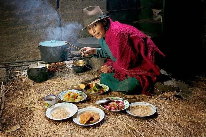 Bữa ăn của người dân trên thế giới khác nhau thế nào