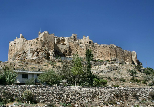 Bí mật về hội sát thủ trong lâu đài cổ ở Syria - ảnh 1
