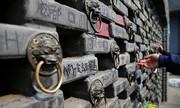 Bức tường 10.000 viên gạch kín chữ viết bậy ở Trung Quốc