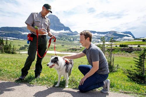 Facebook chi 1,5 triệu USD để Mark Zuckerberg du lịch khắp nước Mỹ - ảnh 1