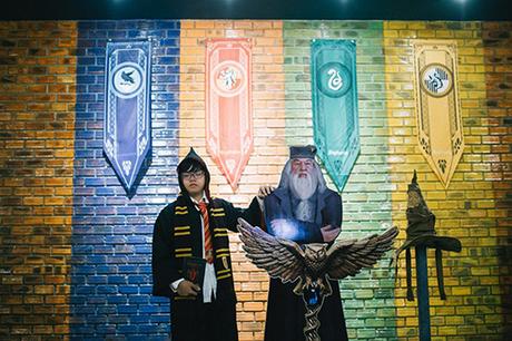 Không gian cà phê như bối cảnh truyện Harry Potter ở Đà Lạt - 7