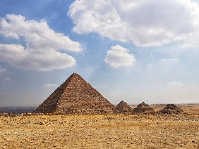 Ai Cập cổ đại qua ống kính của chàng trai Việt