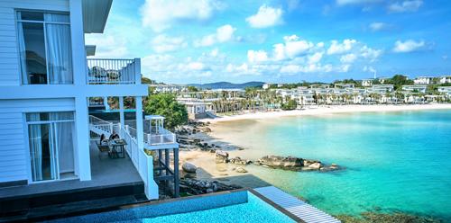 Điều thu hút khách quốc tế nghỉ dưỡng tại Nam Phú Quốc - ảnh 1