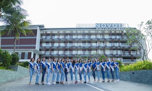 Thiên đường nghỉ dưỡng của Hoa hậu Biển Việt Nam toàn cầu