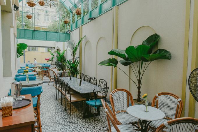 Ba không gian cà phê xanh mát để trốn nóng ở Sài Gòn