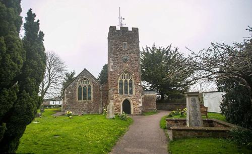 Willand thu hút du khách bởi vẻ đẹp cổ kính đặc trưng của vùng đồng quê nước Anh. Ảnh: SWNS.
