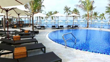 Phú Quốc là địa điểm nghỉ dưỡng hấp dẫn nhiều gia đình ở miền Nam.