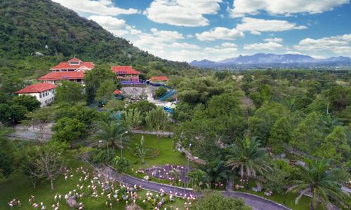 TTC World – Tà Cú, lạc cảnh trên núi Bình Thuận
