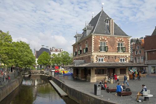 Thành phố có 225 tên gọi ở Hà Lan