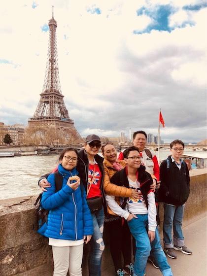 Mô hình du lịch phù hợp cho nhiều đối tượng du khách.