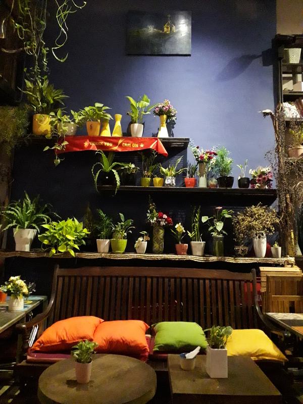 Những quán cà phê cho người nghỉ lễ 30/4 ở Hà Nội