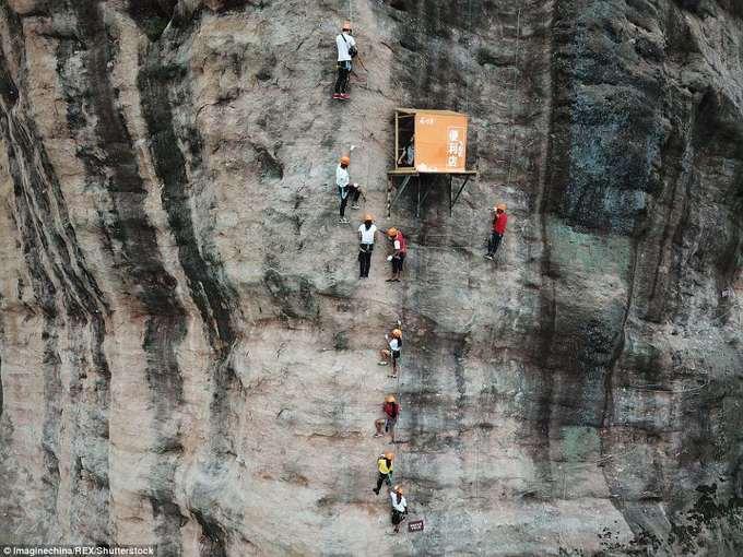 Chiêu bán hàng chiều khách có một không hai ở Trung Quốc