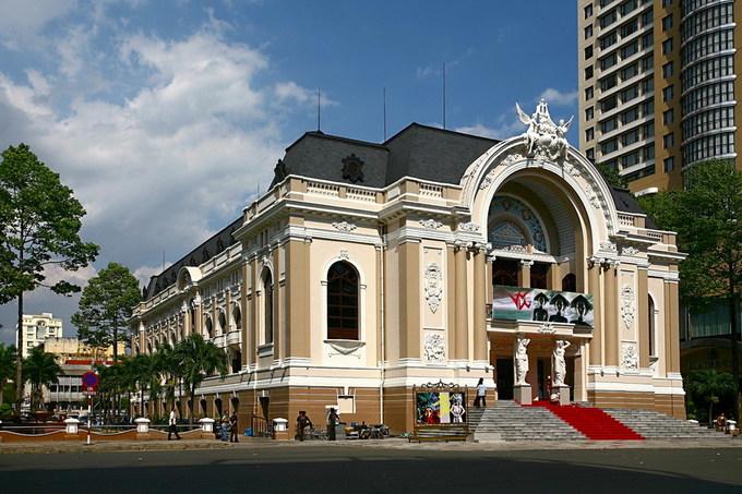 Những công trình làm nên kiến trúc đô thị Sài Gòn
