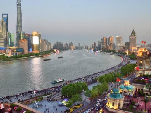 Thượng Hải = thành phố đông dân nhất Trung Quốc và cũng là thành phố không gồm vùng ngoại ô lớn nhất thế giới. Ảnh: News.