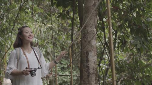 Bên trong khu nghỉ dưỡng nằm giữa núi rừng sát Sài Gòn - ảnh 2