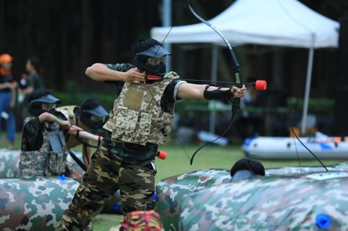 Bắn cung đối kháng giúp người chơi xác định rõ được mục tiêu của bản thân.