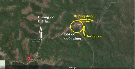 Một số người am hiểu cung Tà Năng - Phan Dũng đã hỗ trợ tìm kiếm dựa trên kinh nghiệm. Hiện bạn bè của Kiện còn nhờ đến các đội flycam tham gia cùng. Ảnh: Trung Quang Đinh.
