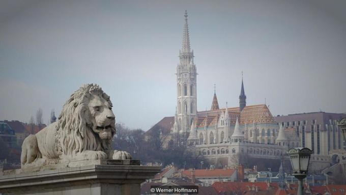 Thế giới bí ẩn dưới lòng đất ở Budapest