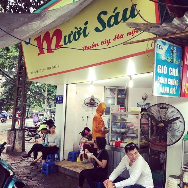 Ba quán chè đông khách cả đông lẫn hè ở Hà Nội