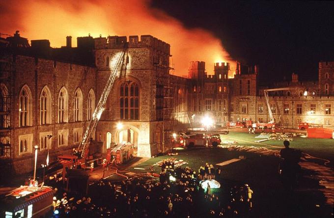 Lâu đài nơi diễn ra đám cưới hoàng tử Anh Harry