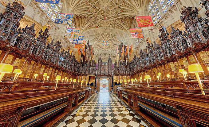 Lâu đài nơi diễn ra đám cưới hoàng tử Anh Harry - 6