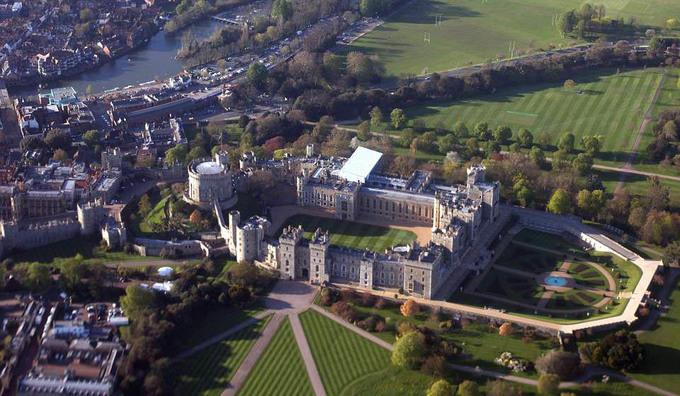 Lâu đài nơi diễn ra đám cưới hoàng tử Anh Harry - 4
