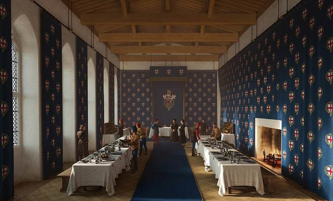 Lâu đài nơi diễn ra đám cưới hoàng tử Anh Harry - 8