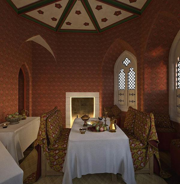 Lâu đài nơi diễn ra đám cưới hoàng tử Anh Harry - 9