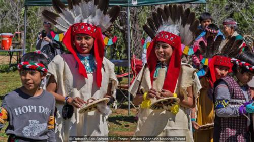 Tộc người Hopi ngày nay. Ảnh:Deborah Lee Soltesz.