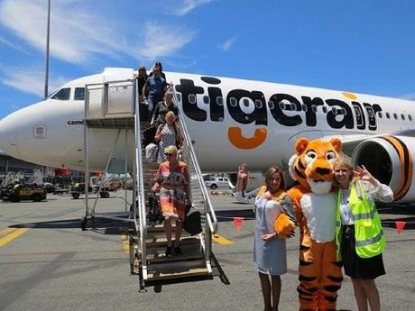 Tigerair là hãng bay có giá vé trung bình tốt nhất thế giới.