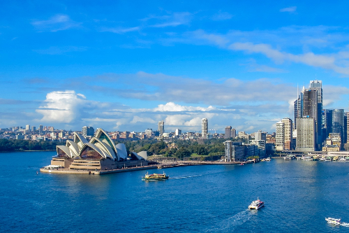 Nhà hát Opera Sydney - Australia. Ảnh: Shutterstock.