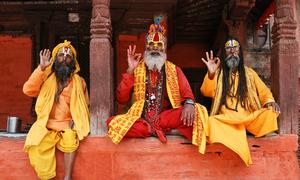 Vì sao thánh sống Ấn Độ từ bỏ cuộc đời trần tục