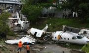 Sân bay mỗi lần hạ cánh hành khách đều lạy trời được sống sót