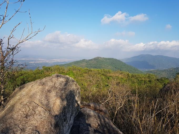 Núi Thị Vải - điểm phượt cuối tuần lý tưởng ở Vũng Tàu