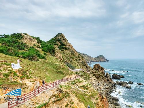 Eo Gió  Phiên bản Jeju Việt Nam.Ảnh: Viet Sun Travel.