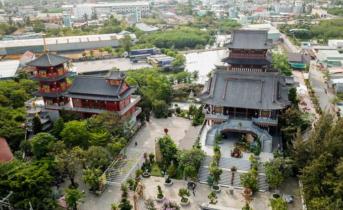 Ba ngôi chùa độc đáo để ghé thăm trong ngày Phật đản ở Sài Gòn
